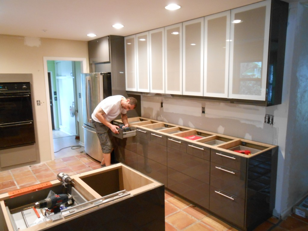 Installation Service Kings Park Kitchens